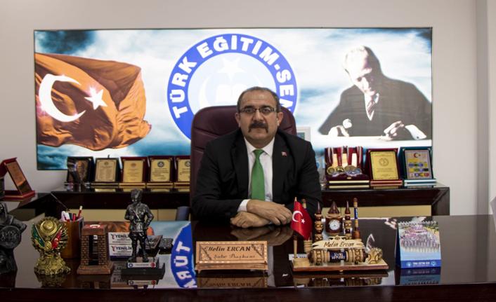 Mersin'de İlksan Seçimlerini Türk Eğitim Sen Kazandı