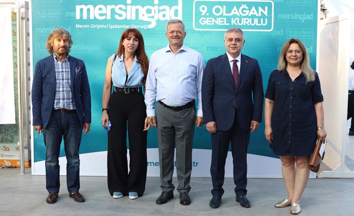 Mersin GİAD'ta 3. Mehmet İzol Dönemi