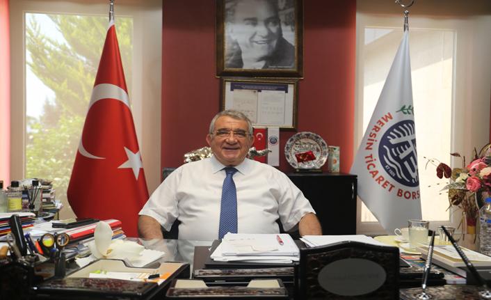 """Özdemir: """"Tarım-Gıda ve Agro Endüstri Merkezi Mersin"""""""
