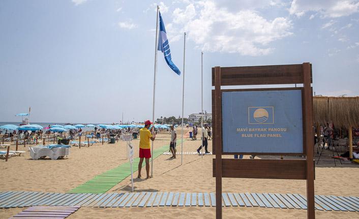 Plajlar Mavi Bayraklı