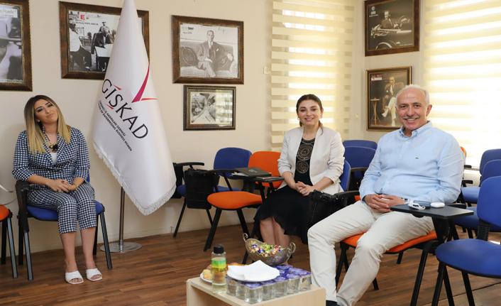 Başkan Gültak'tan Girişimci İş Kadınlarına Ziyaret