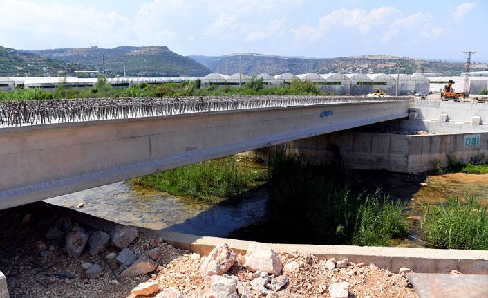 Erdemli'ye Lamos Köprüsü Kazandırılıyor