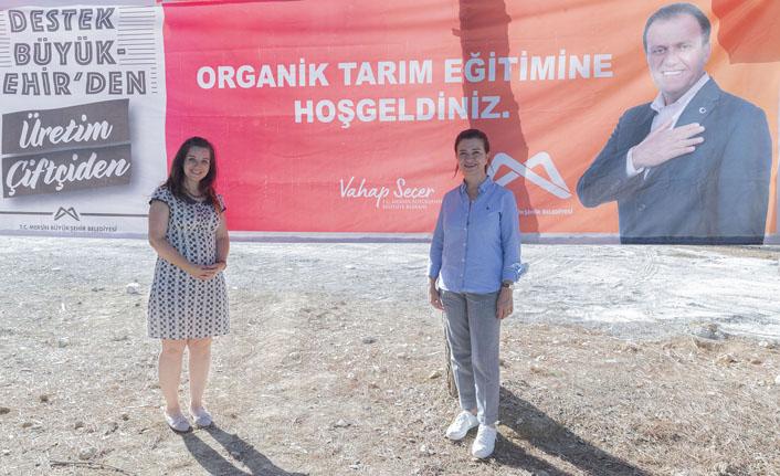 Organik Tarıma Destek