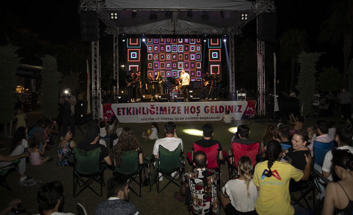Yaz Konserleri Büyük Sahnede