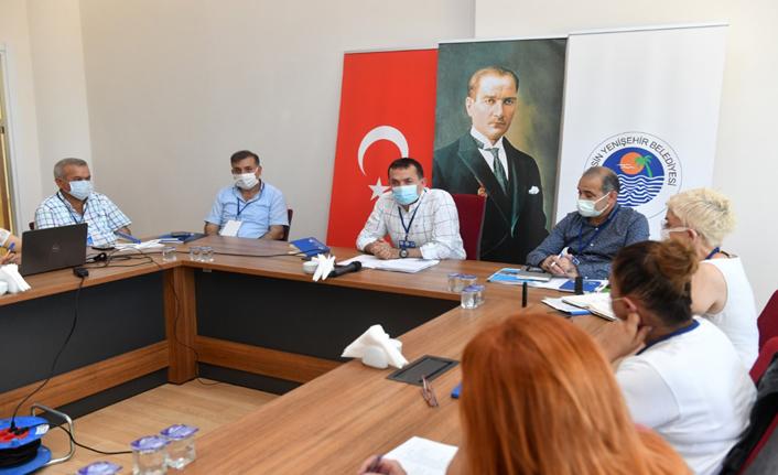 Yenişehir'in 10 yıllık iklim eylem planı belirleniyor