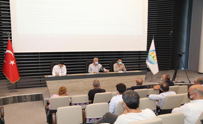 2022 Yılı Mezitli Belediye Bütçesi Kabul Edildi