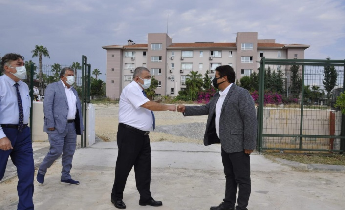 Borsa Başkanı Özdemir, MGC'yi ziyaret etti