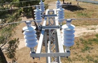 Toroslar EDAŞ, Yeşilovacık'ta Enerji Çalışmalarını Tamamladı