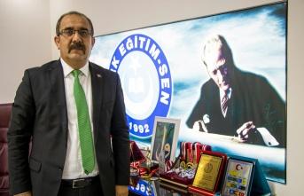 Türkiye Kamu-Sen Yüksek İstişare Kurulu, Ankara'da toplandı.