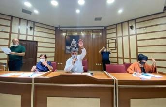 Anamur Belediye Meclisi Toplandı
