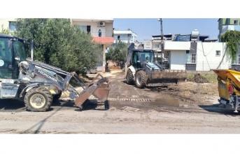 Akdeniz, Su Baskınlarından Etkilenen Vatandaşların Yardımına Koştu