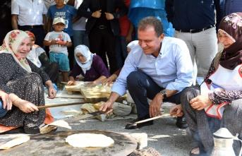 Başkan Seçer, Vatandaşlarla Buluştu