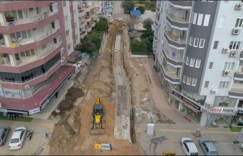 Gazi Mahallesi Su Baskını Sorunu Çözüldü