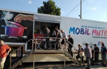 Mobil Mutfak Tırı binlerce kişiye ulaşıyor