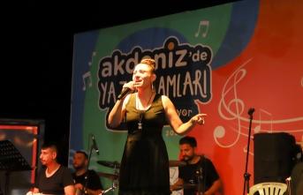 Akdenizliler Kazanlı'da Eğlenceye Doydu