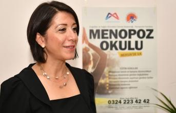 Prof. Dr. Yılmaz, menopozu ve belirtilerini anlattı