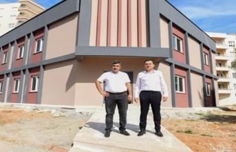 Yenişehir Belediyesi Kültür Kompleksinde sona gelindi