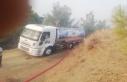 Mezitli Belediyesi Ekipleri Yangın Bölgesinde