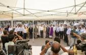 Başkan Seçer, Dinler Buluşmasına Katıldı