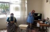 Akdeniz Belediyesi'nden Evde Bakım