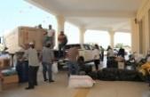 Toroslar'dan Yardım Tırı ve Ekipman Desteği