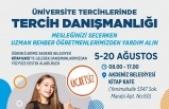 Akdeniz'de Öğrencilere Rehberlik Hizmeti