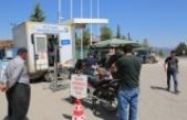 Gezici Araç Muayene İstasyonu Vatandaşın Ayağına Geldi