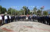 Gaziler Günü Erdemli 'de Kutlandı