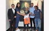 Demir'den İl Emniyet Müdürü Mehmet Aslan'a Ziyaret