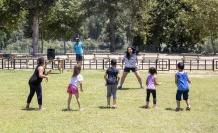 Gençlik Kampında Halk Günleri