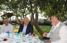 Başkan Gültak'tan Gadir-İ Hum Ziyaretleri