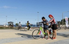 Avrupa Hareketlilik Haftası Bisiklet Eğitimleriyle Başladı