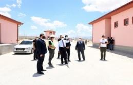 Vali Ali İhsan Su, Mut İlçesini Ziyaret Etti