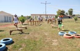 Mezitli'yeÜç Kıtadan Yedi Milletten Gençleri Ağırlıyor