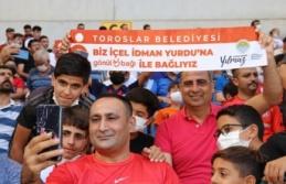 100 Genci Maça Götürdü
