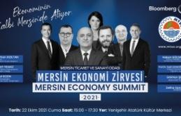 Ekonomi Mersin'de değerlendirilecek