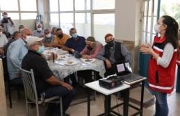 Kahvehanede Kadına Yönelik Şiddetle Mücadele Sohbeti