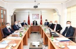 Mersin-Erdemli OSB'de Kurucu Ortaklar Protokolü İmzalandı