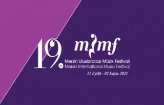 19. Mersin Uluslararası Müzik Festivali hazırlıkları...