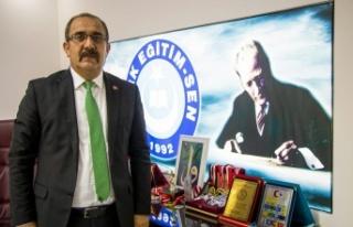 Türkiye Kamu-Sen Yüksek İstişare Kurulu, Ankara'da...