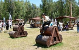 Üniversite Adayları Tarsus Gençlik Kampı'nda...