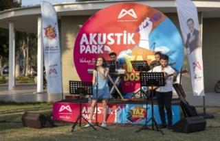 YKS Bitti, Gençler Büyükşehir'in Konserinde...