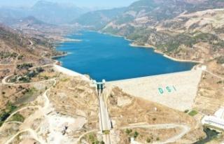 6 Bin Arazi Sulamaya Açıldı