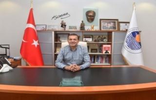 Başkan Özyiğit, Kurban Bayramı'nı kutladı