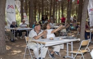 Büyükşehir Emekli Evlerinden Ortak Etkinlik