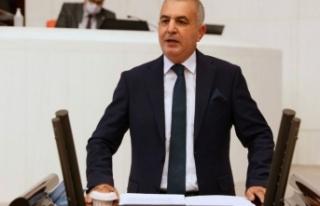 MHP Mersin Milletvekili Baki Şimşek'ten Kurban...