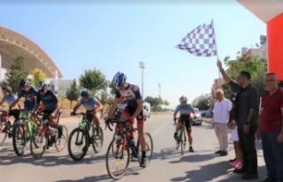 Toroslar'da 15 Temmuz Anısına Bisiklet Yarışları...
