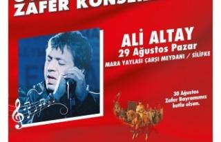 3 Gün 3 Gece Zafer Konserleri