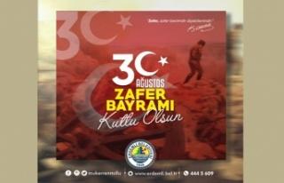 Tollu, 30 Ağustos Zafer Bayramını Kutladı