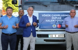 """""""Yörük Çadırlarında Duman Halen Tütüyor"""""""
